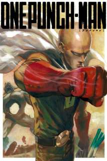One Punch Man Season 1