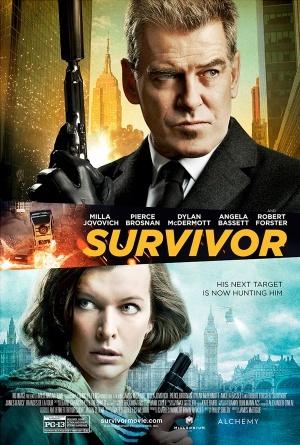 Survivor / gadarchenili / გადარჩენილი