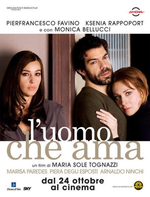 ადამიანი, რომელსაც უყვარს / L'uomo che ama