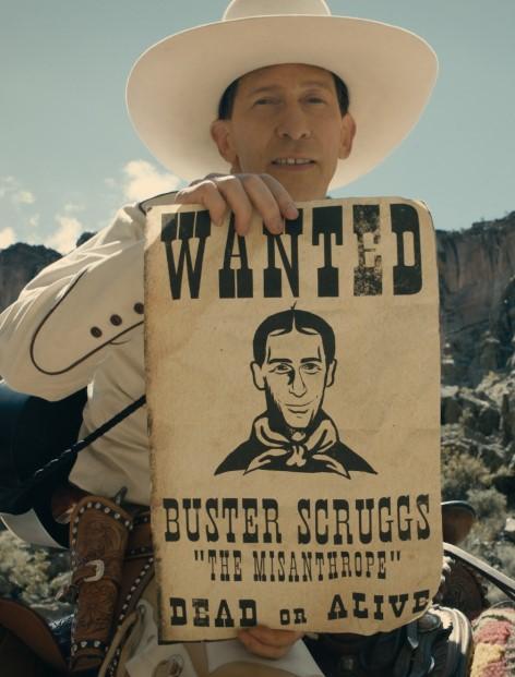 baster skragsis balada qartulad / ბასტერ სკრაგსის ბალადა ქართულად / The Ballad of Buster Scruggs