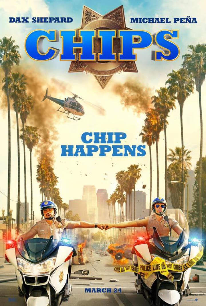 კალიფორნიის საგზაო პატრული / CHIPS