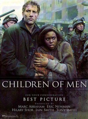 Children of Men/კაცობრიობის შვილი