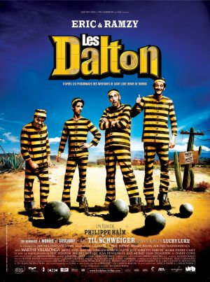Les Dalton / შესანიშნავი ოთხეული ქართულად