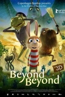 შორეულ მიწებზე / Beyond Beyond (RESAN TILL FJäDERKUNGENS RIKE)