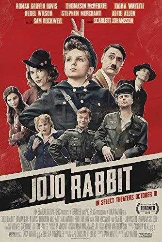 კურდღელი ჯოჯო / Jojo Rabbit