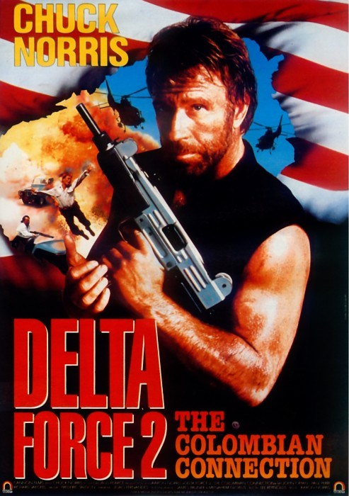 Delta Force 2: The Colombian Connection/რაზმი დელტა 2