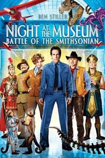 ღამე მუზეუმში 2 / Night at the Museum: Battle of the Smithsonian