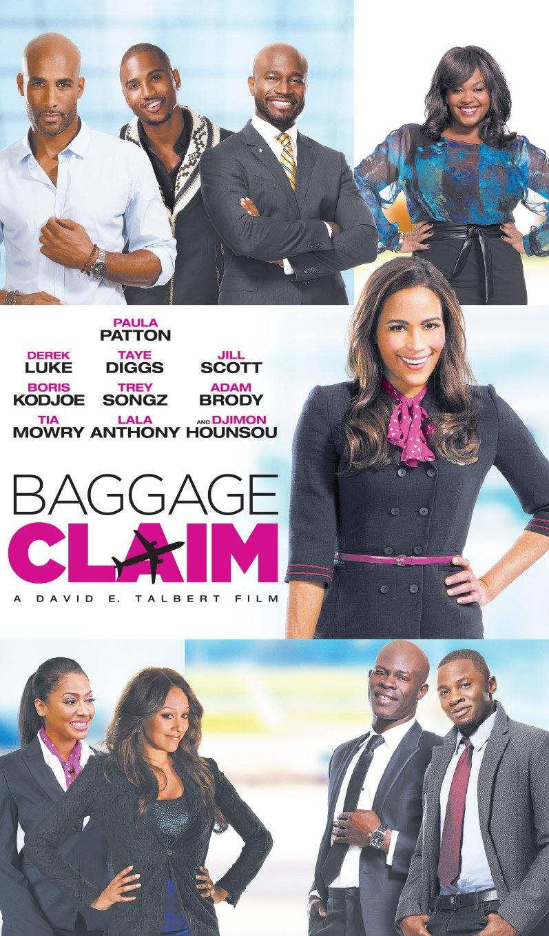 ბარგის გაცემა / Baggage Claim