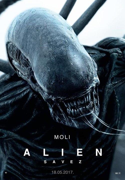 უცხო: აღთქმა / Alien: Covenant