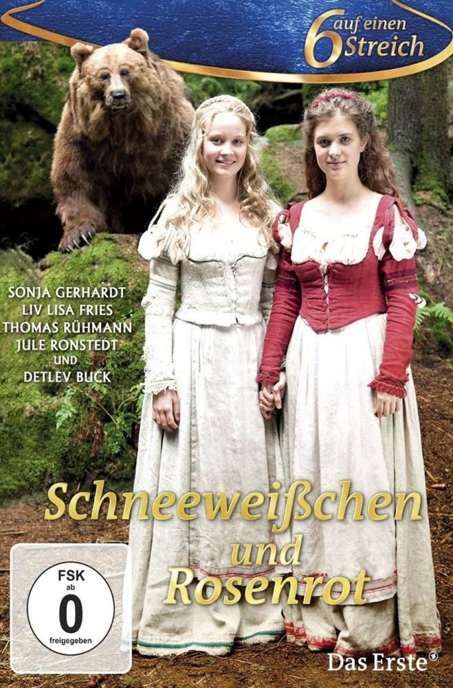 Schneeweißchen und Rosenrot/თეთრთოვლა და ვარდწითელა