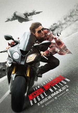 Mission: Impossible 5 - Rogue Nation / შეუსრულებელი მისია 5 (ქართულად)