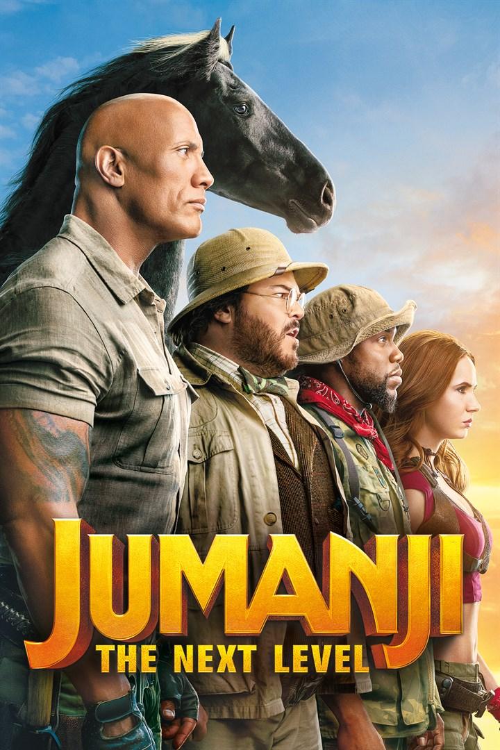 ჯუმანჯი: შემდეგი საფეხური / Jumanji: The Next Leve