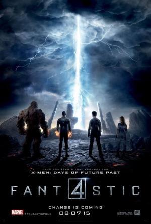 Fantastic Four/ფანტასტიური ოთხეული