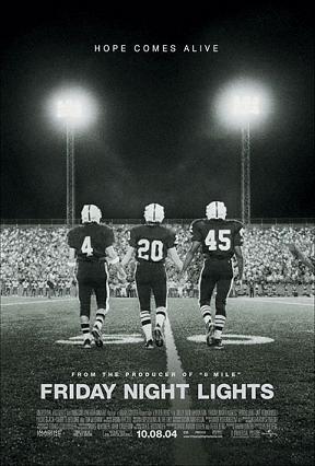 პარასკევი ღამის ნათება / Friday Night Lights