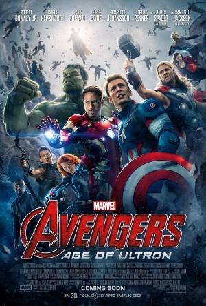 შურისმაძიებლები: ალტრონის ერა / Avengers: Age of Ultron ქართულად