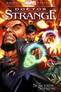 დოქტორი სტრეინჯი (ანიმაცია) / Doctor Strange