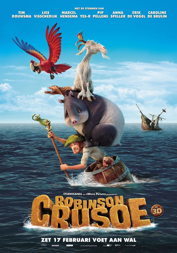 Robinson Crusoe (  The Wild Life )
