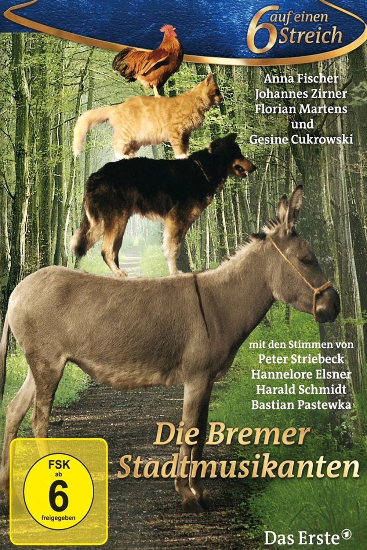 მუსიკოსები ბრემენიდან / Die Bremer Stadtmusikanten