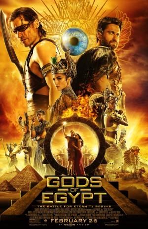 ეგვიპტის ღმერთები / Gods of Egypt