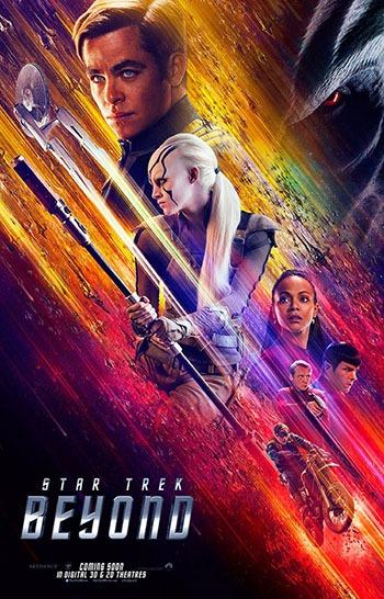 სტარტრეკი: უსასრულობა / Star Trek Beyond