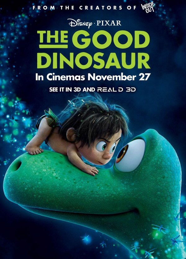 The Good Dinosaur / kargi dinozavri / კარგი დინოზავრი