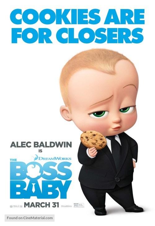 ჩვილი ბოსი  / The Boss Baby