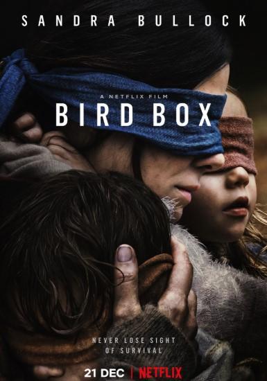 ჩიტის ყუთი Bird Box