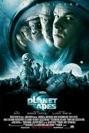 Planet of the Apes / მაიმუნების პლანეტა