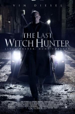 The Last Witch Hunter/უკანასკნელი ჯადოქრებზე მონადირე