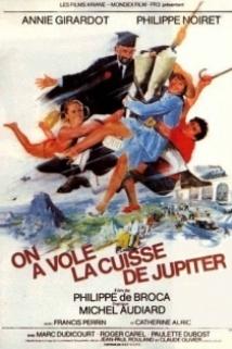 ON A VOLE LE CUISSE DE JUPITER