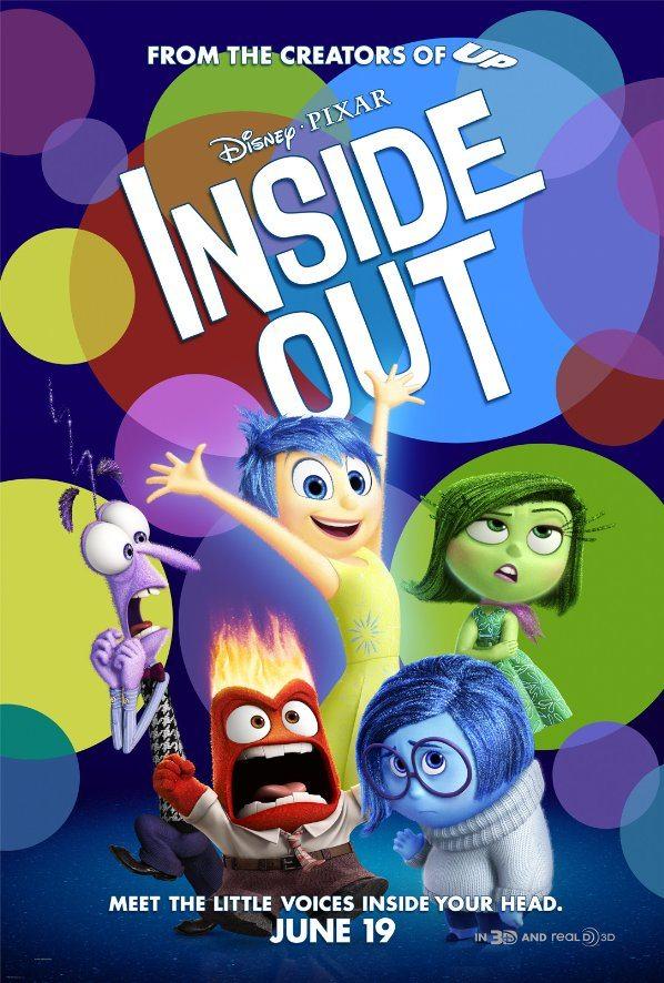 თავდაყირა / Inside Out ქართულად