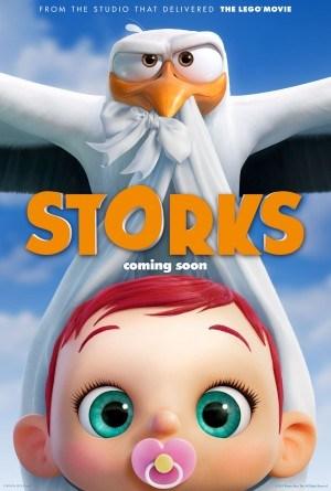წეროები Storks