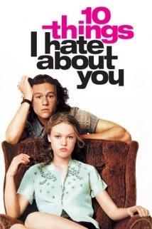 ემი სიძულვილის 10 მიზეზი / 10 Things I Hate About You