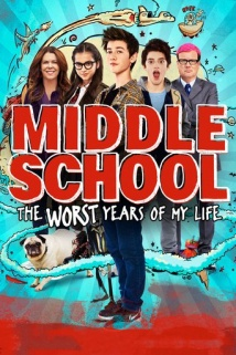 საშუალო სკოლა : ჩემი ცხოვრების ყველაზე ცუდი წლები / Middle School: The Worst Years of My Life