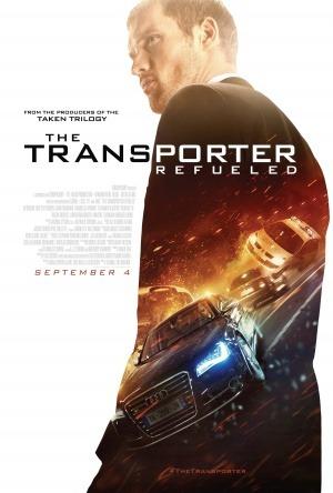 გადამზიდი: მემკვიდრეობა / The Transporter Refueled ქართულად