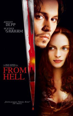 ჯოჯოხეთიდან / From Hell
