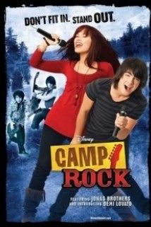 მუსიკალური არდადაგები / Camp Rock
