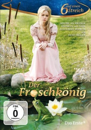 Der Froschkönig | მეფე-ბაყაყი | Король-лягушонок ქართულად,[xfvalue_genre]