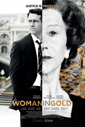 Woman in Gold / qali oqrospershi / ქალი ოქროსფერში