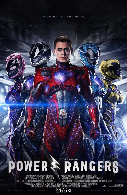 ყოვლისშემძლე რეინჯერები / Power Rangers