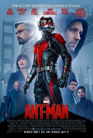 ადამიანი-ჭიანჭველა / Ant-Man ქართულად