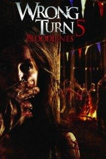 მცდარი მოსახვევი 5: სისხლიანი ხაზები Wrong Turn 5: Bloodlines