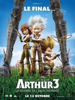 არტური და ორი სამყაროს ომი / Arthur 3: The War of the Two Worlds