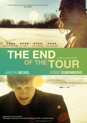 განთიადის დასასრული / The End of the Tour