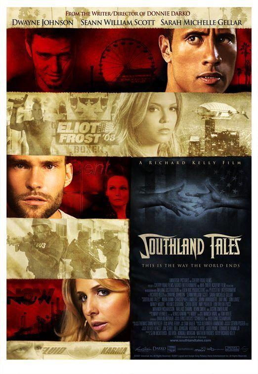 სამხრეთული ამბები / Southland Tales