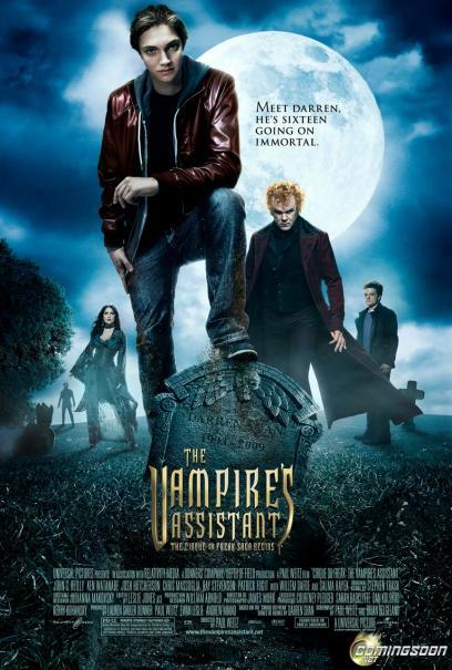 ერთი ვამპირის ისტორია / Cirque du Freak: The Vampire's Assistant