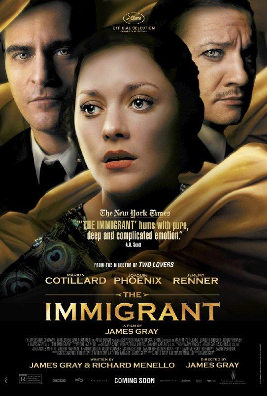 ემიგრანტი / The Immigrant