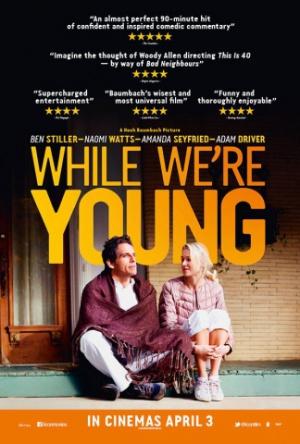 სანამ ახალგაზრდები ვართ / While We're Young