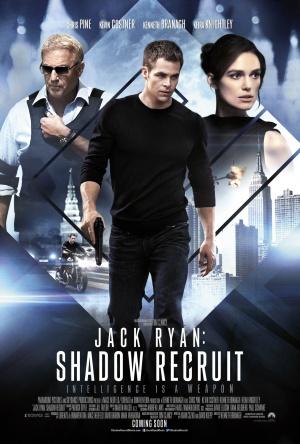 ჯეკ რაიანი: აჩრდილის გაწვევა / Jack Ryan: Shadow Recruit