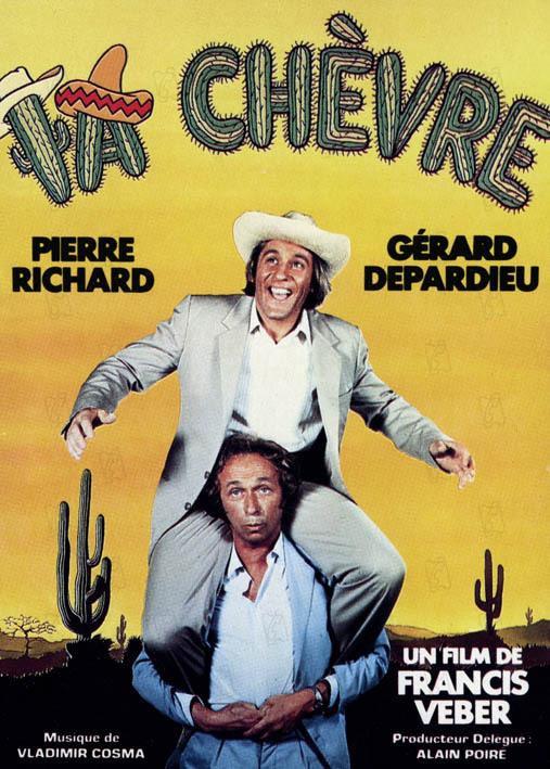 უიღბლონი / La chevre (The Goat)